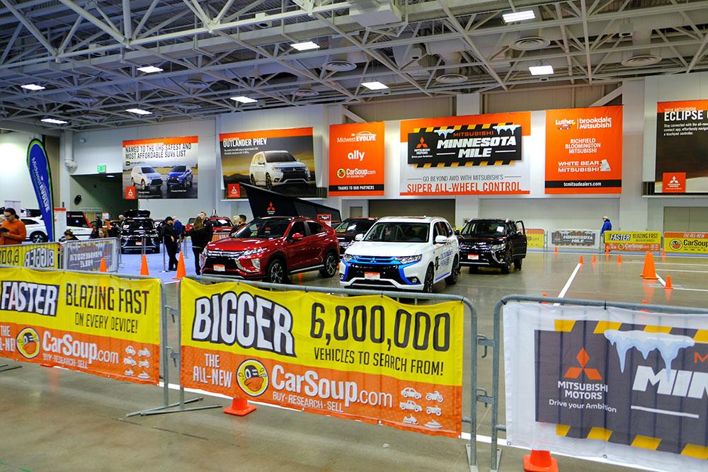 Case Studies Archives Cuneo Advertising - Minneapolis car show