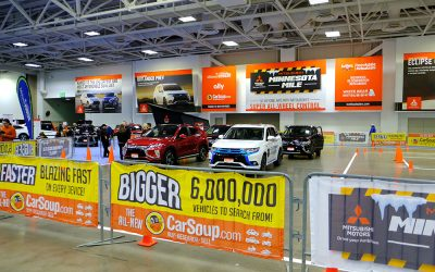 Team Cuneo adds new twist to The Auto Show